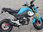 2019 HONDA GROM  for sale $5,000