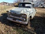 1958 Chevrolet Apache  for sale $6,000