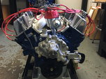 Ford 351C Stroker Complete Engine 404cuin. SBF Mustang JE Sc  for sale $8,990