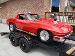 Ex Modified Production 1965 Corvette Coupe
