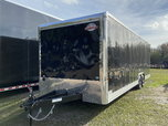 8.5X28 Cargo Mate Race Trailer