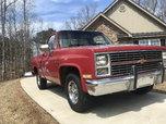 1985 Chevrolet C10  for sale $6,500