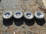 C3 Corvette Factory Aluminum Wheels  for sale $425