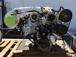 PPE BUILT 6.6 DURAMAX MOTOR TWIN TURBO AND PPE ALLISON TRANS