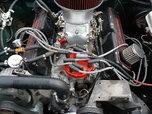 331 NITROUS STROKER MOTOR AND C4 TRANNY REBUILT  for sale $3,500
