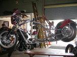2015 Harley Davidson Pro Mod Custom Racing Frame  for sale $7,000