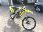 2014 Suzuki RMZ 450, Exc Condition