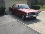 1967 Chevy Nova  for sale $14,900