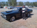 1971 Duster 440  for sale $10,000