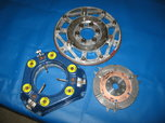 Chevy advanced clutches 7 inch dual  for sale $2,750
