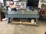 8 ft Metal Brake  for sale $3,000