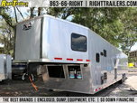 @ COST SALE - Vintage 50' Living Quarters Trailer 50' LQ