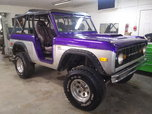 1972 Ford Bronco  for sale $26,500