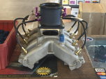Aluminum ls7 intake manifold   for sale $2,000