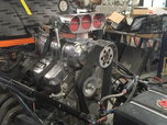 blown 502 bbc brodix heads aluminum rods turn key ca  for sale $15,000