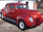 1939 Ford 2dr deluxe coupe