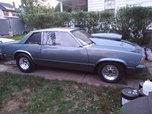 1978 Malibu grudge car