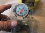 AUTOMETER OIL PRESSURE NEW  for sale $25