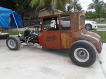 TRADE Model T rat rod hot rod TRADE