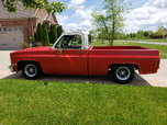 C-10 Shortbed