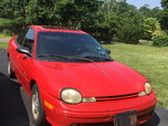 Dodge neon Turbocharged  for sale $2,600