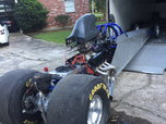 2003 Bill Miller Dragster with BBC (turn key)  for sale $18,000