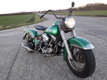 1952 Harley Davidson Panhead Hydra Glide  for sale $15,000