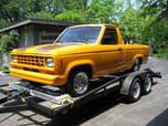 1987 Ford Ranger Truck  for sale $8,900