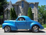1941 Willys coupe might TRADE