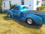 "Beautiful 1950 Chevy Custom Truck. (Top Chopped 3"""
