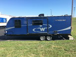 2016 Winnebago Minnie 2455BHS  for sale $19,499