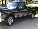 1972 Custom Deluxe 10, one Beautiful Truck  for sale $25,000