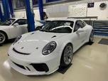 2018 Porsche 911 GT3 Cup  for sale $169,900