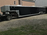 48' TOMMY Trailer 5th wheel All aluminum   for sale $15,500