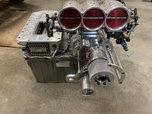 garage sale bbc 540, Camaro Race car, 1071 blower setu