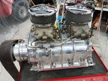 Mooneyham 671 polished BDS supercharger blower BBC Chevy big  for sale $2,700