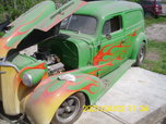 1937 chevy panel  for sale $22,000