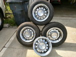 1964 1/2-70 Mustang Wheels  for sale $200