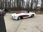 62 Corvette Roadster - all Fresh BBC/Glide  for sale $34,500