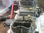 Pair of Holley 600 carbs for dual quads   for sale $285
