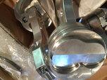 """408 J&E pistons & billit 6.1"""" alum rods 18 deg  for sale $600"""