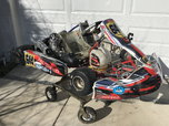 2017 Redspeed OTK (Tonykart ) Chassis with HPV 100 cc Engine  for sale $1,400