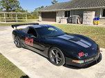 Corvette Z06 ST2 Race Car