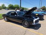 1968 Camaro Twin Turbo  for sale $78,000
