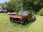 1970 Chevrolet C10 Pickup  for sale $5,500