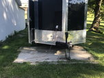 "24"" beaver trail race car trailer  for sale $8,500"
