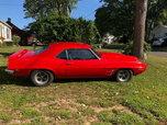 1969 Pontiac Firebird  for sale $13,500