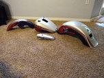 Harley Davidson tank and fenders  for sale $2,000