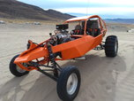 Long travel sand rail w/ 383 blower motor