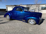 Blown 1941 Willys  for sale $88,000